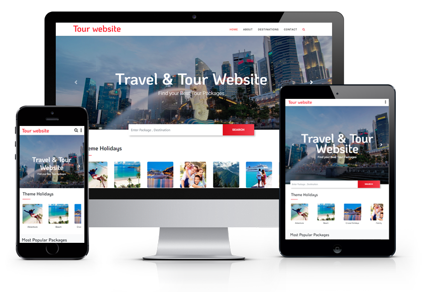 Complete Tour Booking Software for your tour agency | WebCRS Travel